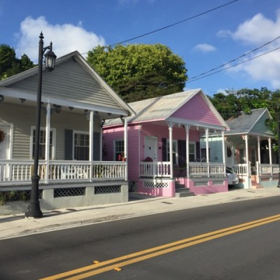 The end of the road: Key West