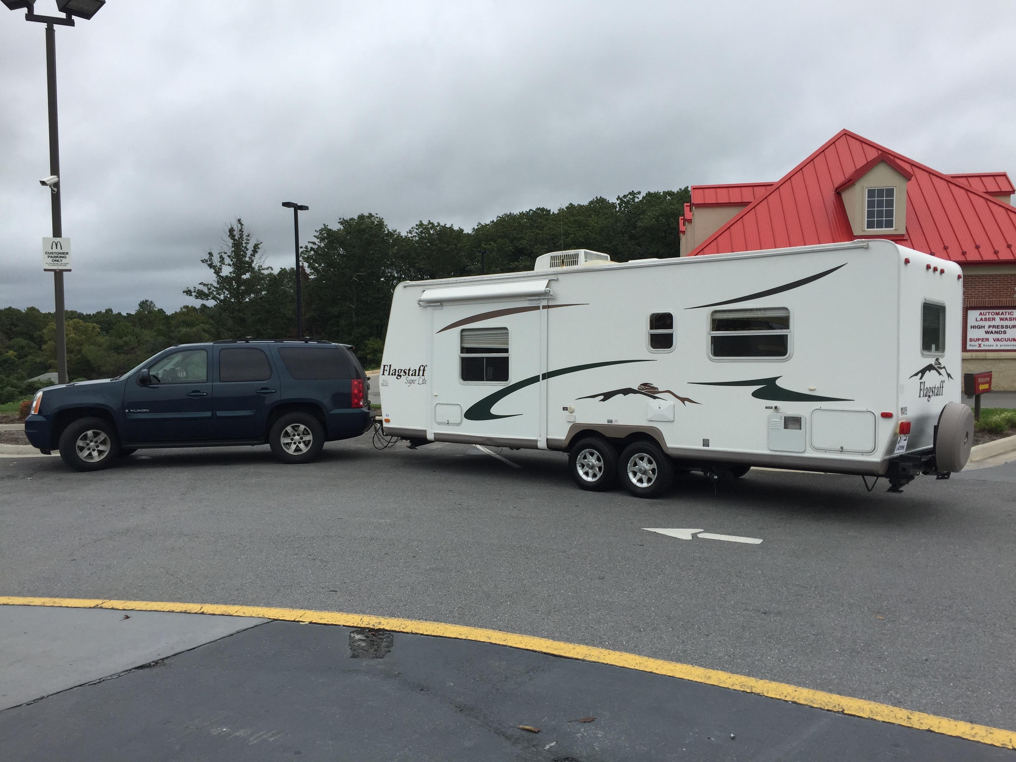 The trailer trail